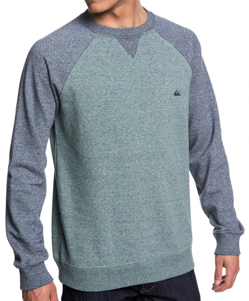 Mikina Quiksilver Everyday Crew tapestry heather L