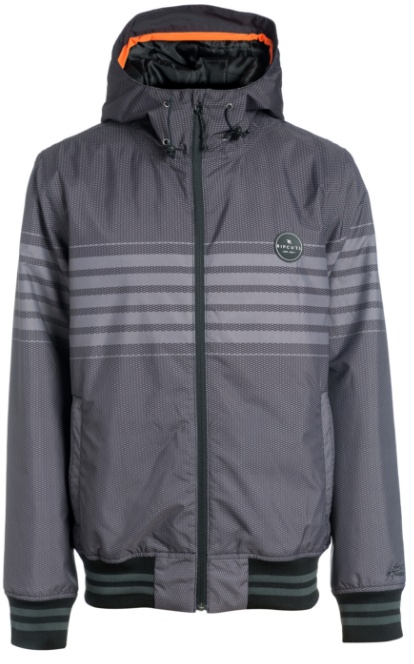 Bunda Rip Curl Mistify Anti Jacket black L