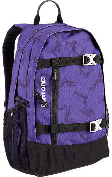 Batoh Burton Day Hiker WMN grape modern floral 23l