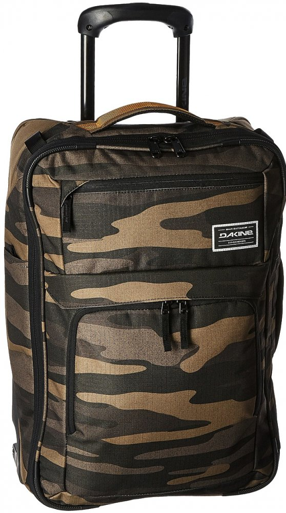 Kufr Dakine Carry On Roller 40l field camo