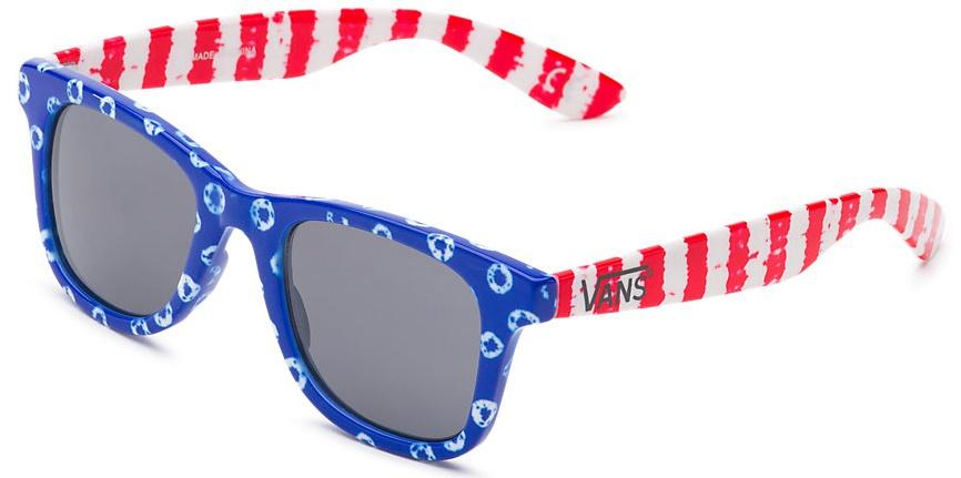 Brýle Vans Janelle Hipster dyed dots stripes blue
