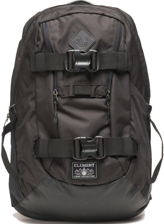Batoh Element The Daily all black 25l