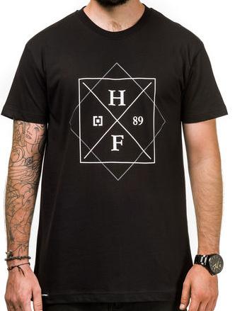 Tričko Horsefeathers Cross black L