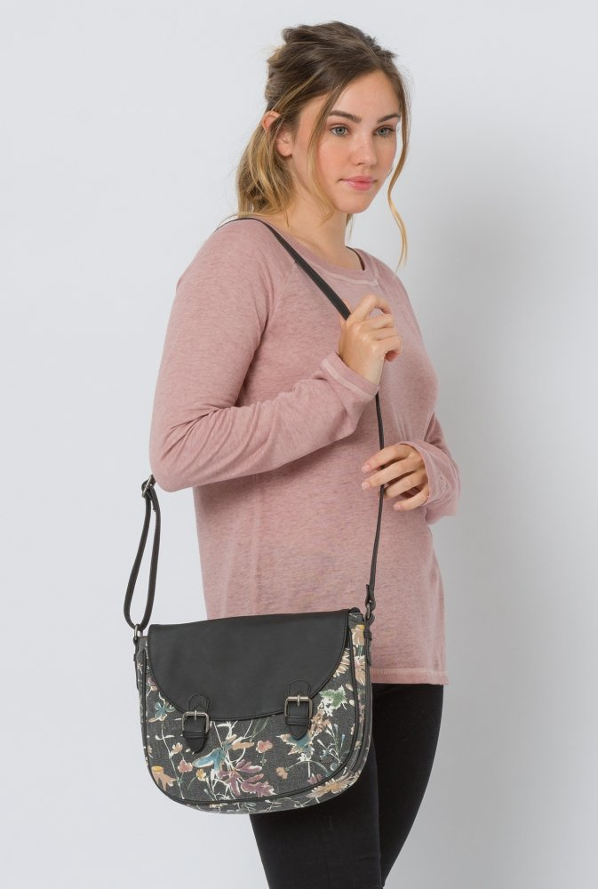 Taška Animal Chance cross body black