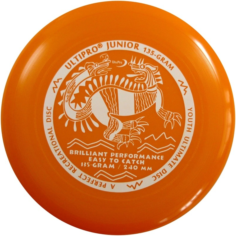 Frisbee UltiPro-Junior orange