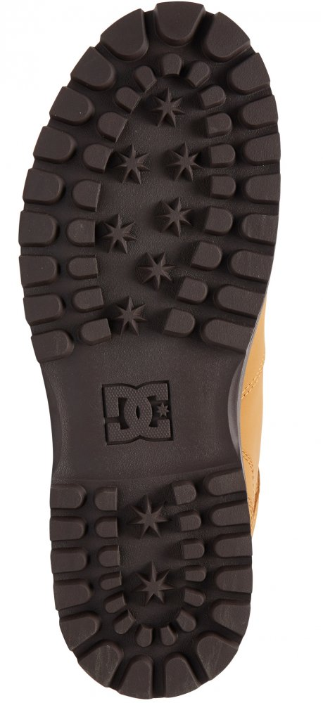 Boty DC Peary TR wheat-dark chocolate - XtremeShop.cz 160a6909dc