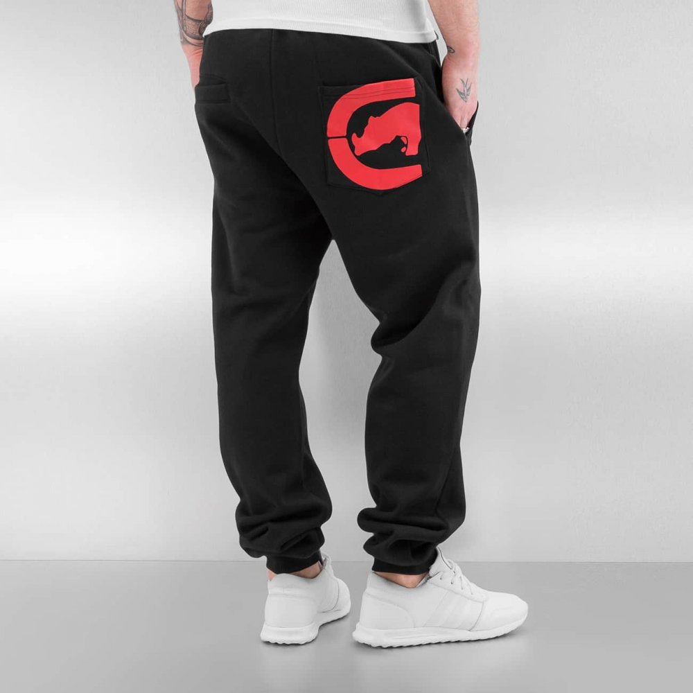 Ecko Unltd. / Sweat Pant 2Face in black