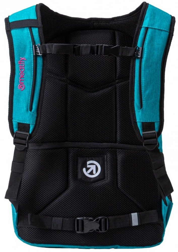 Batoh Meatfly Exile 4 F ht. emerald, ht. pink, ht. grey 22l