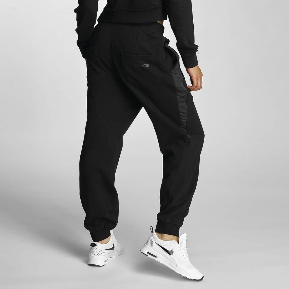 Dangerous DNGRS / Sweat Pant Maggy in black