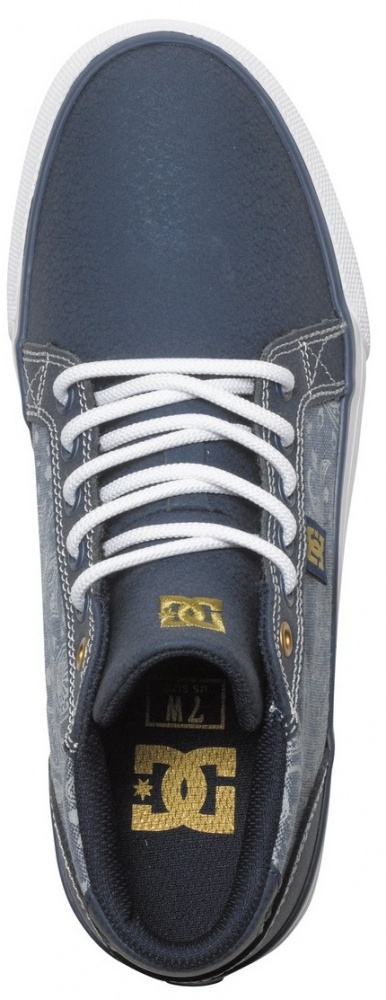 Boty DC Council Mid Se insignia blue