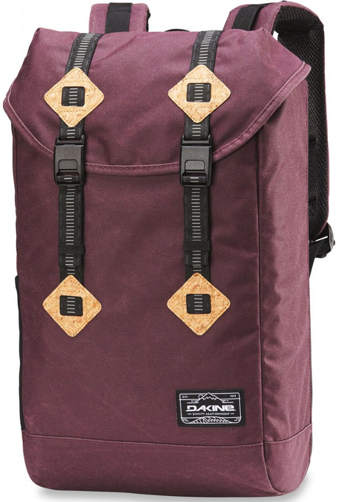 Batoh Dakine Trek plum shadow 26l