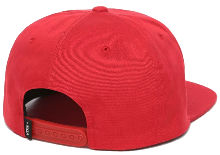 Kšiltovka Vans Drop V Snapback racing red