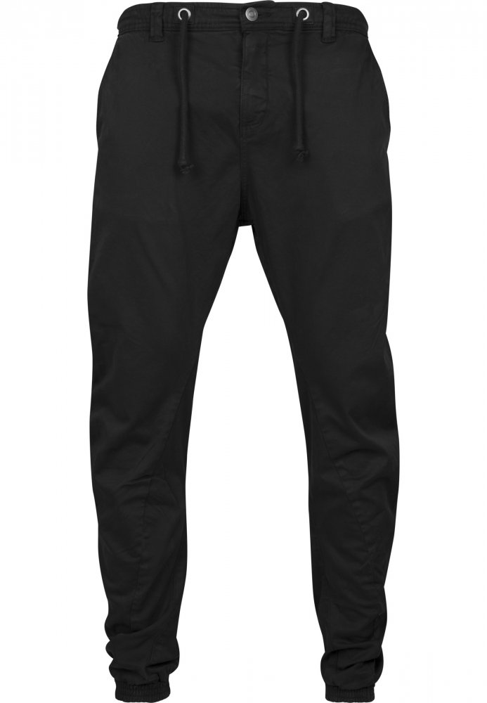 Stretch Jogging Pants - black - Velikost: S