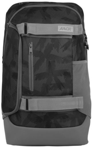 Batoh Aevor Bookpack palm black 26l