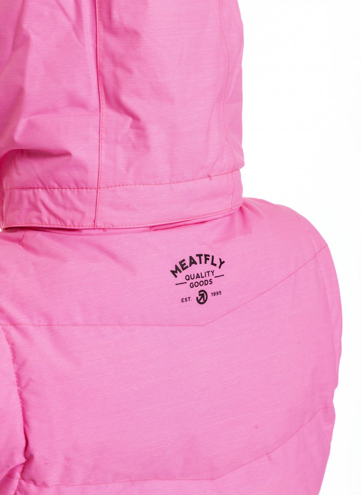 Vesta Meatfly Fuzzy 2 safety pink