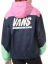 Bunda Vans Sport Stripe Anorak dress blues