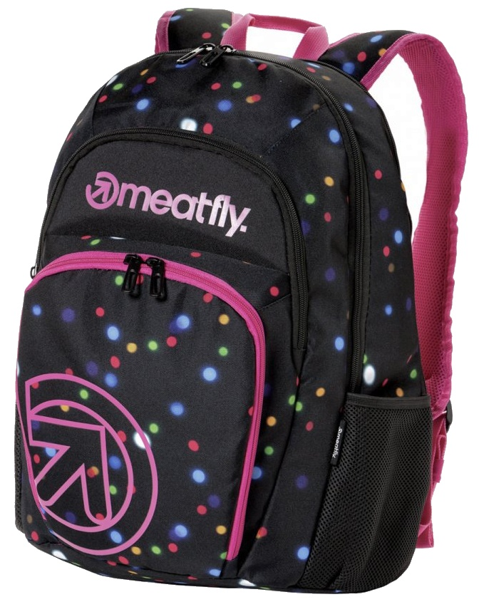Batoh Meatfly Vault lights neon 26l