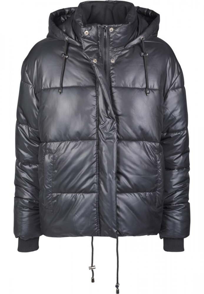 Ladies Vanish Puffer Jacket - black