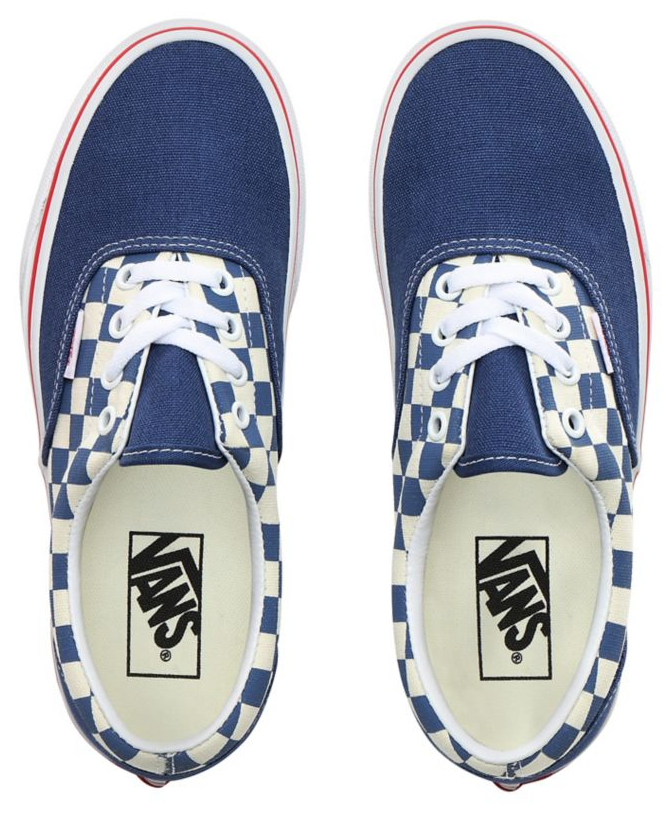 Boty Vans Era vans bmx, true navy, white