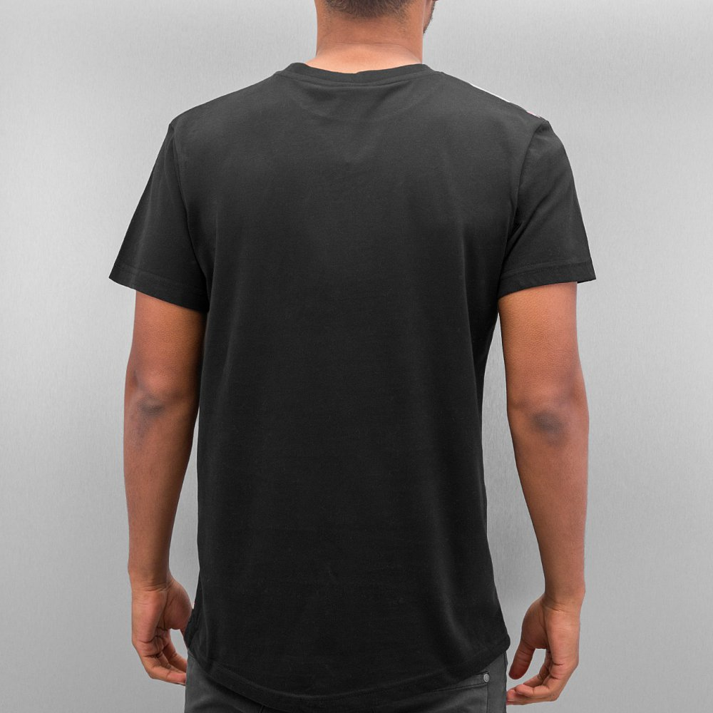 Just Rhyse / T-Shirt Beach II in black