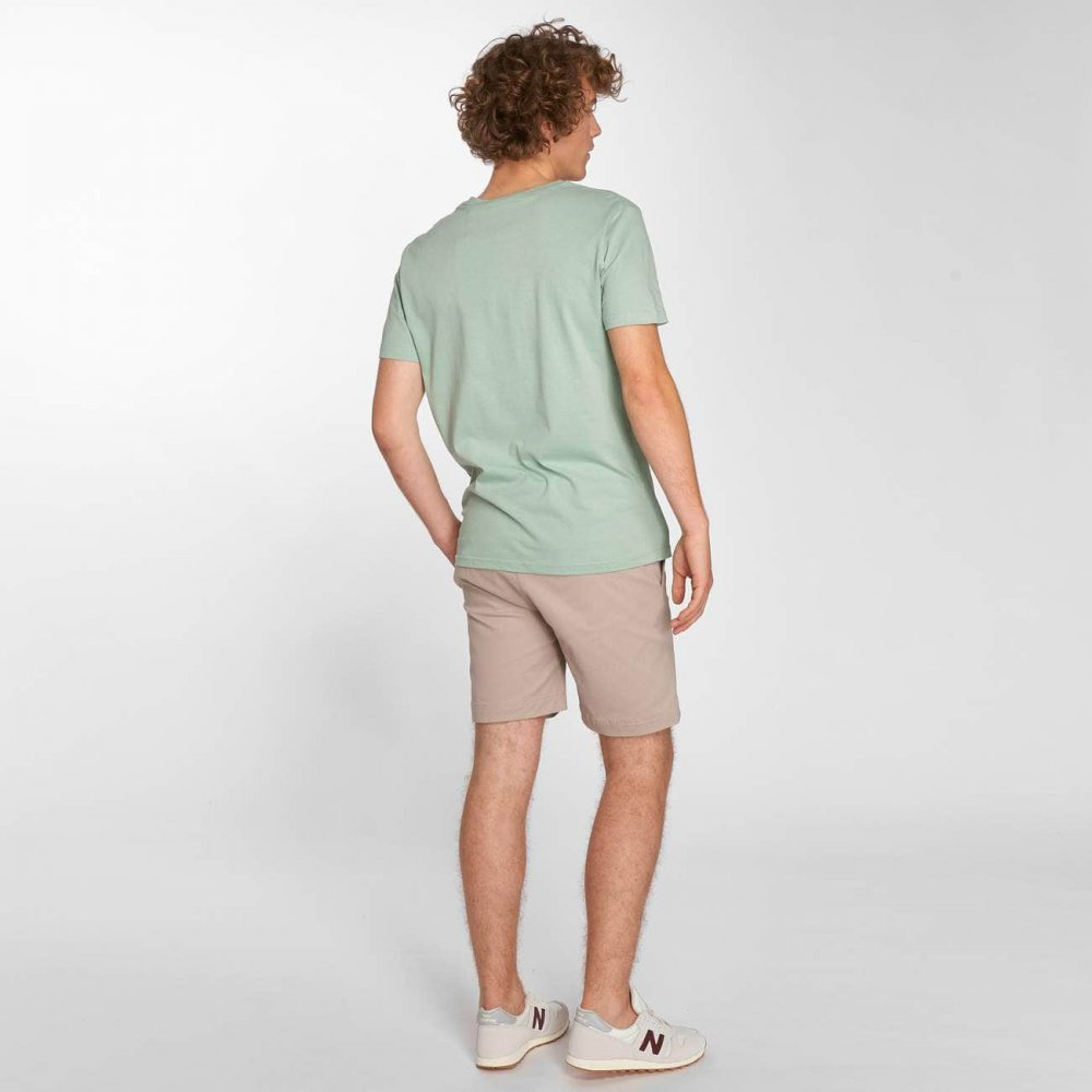 Just Rhyse / T-Shirt La Arena in turquoise