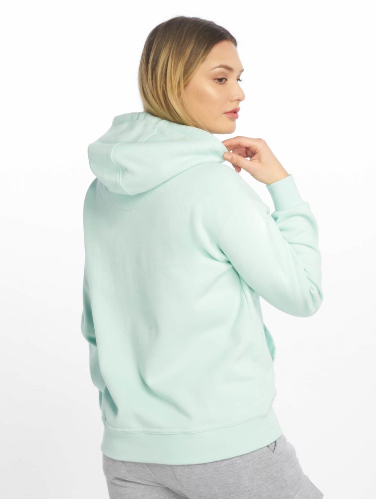 Just Rhyse / Hoodie Santa Monica in turquoise