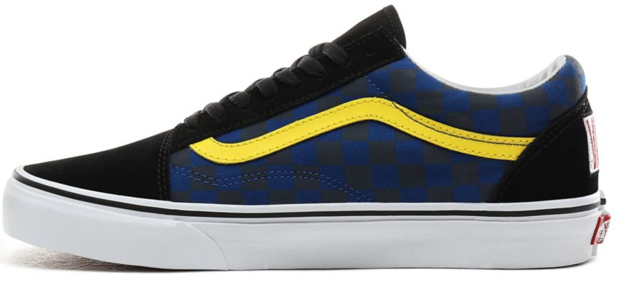 Boty Vans Old Skool otw rally, checker, multicolour, black