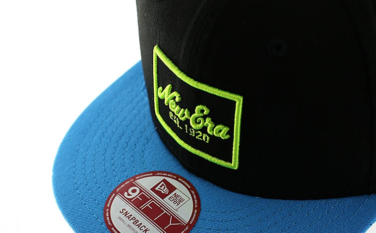 Kšiltovka New Era Kaliedovize black-blue