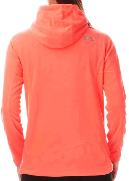 Fleece Mikina NordBlanc NBWFL5355 Advantage fiery coral