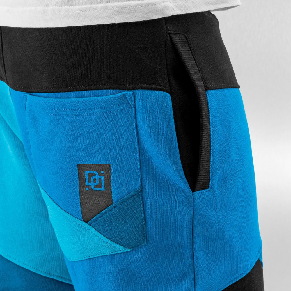Dangerous DNGRS / Sweat Pant Locotay in blue
