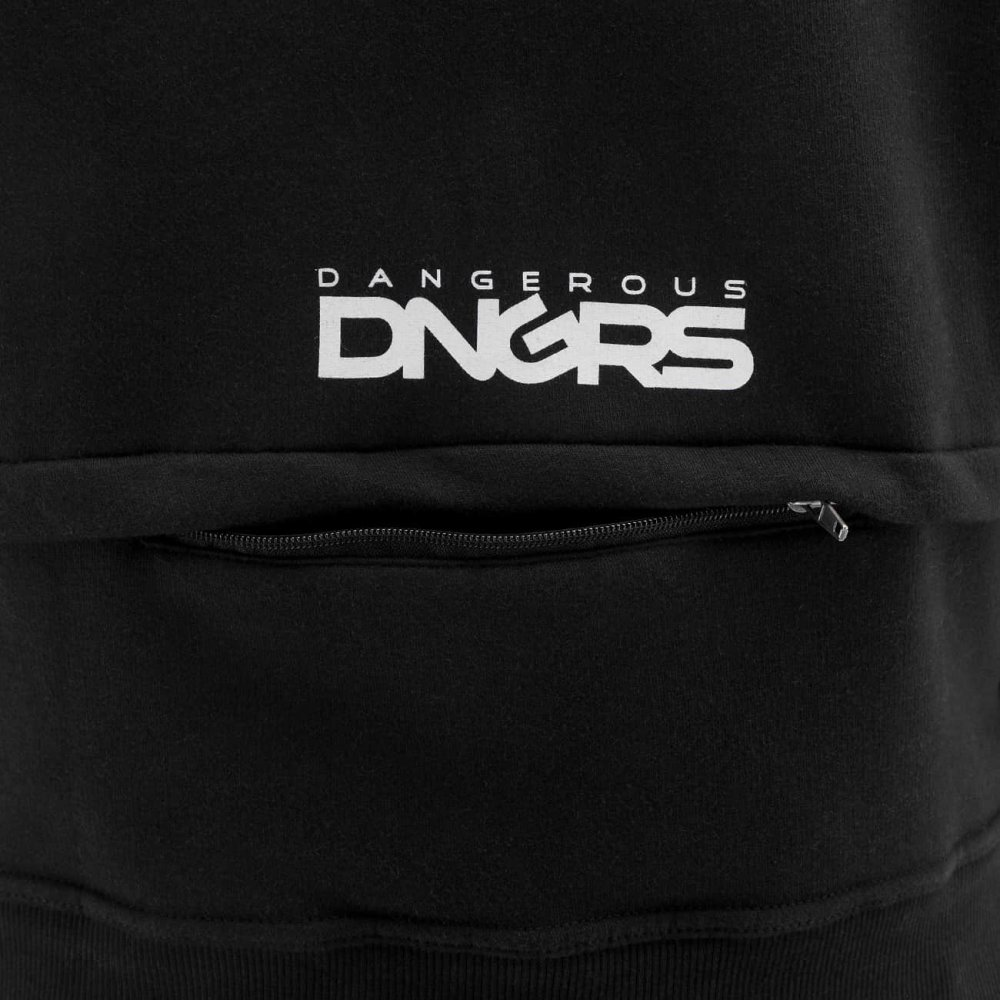 Dangerous DNGRS / Suits Rock in black