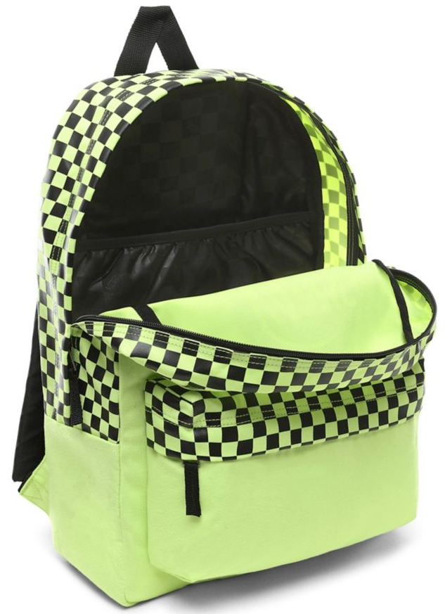 Plecak Vans Taper Off Realm sharp green 22l