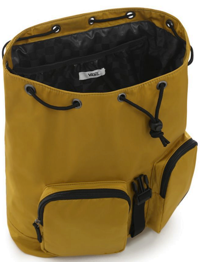 Batoh Vans Geomancer II golden palm 22l