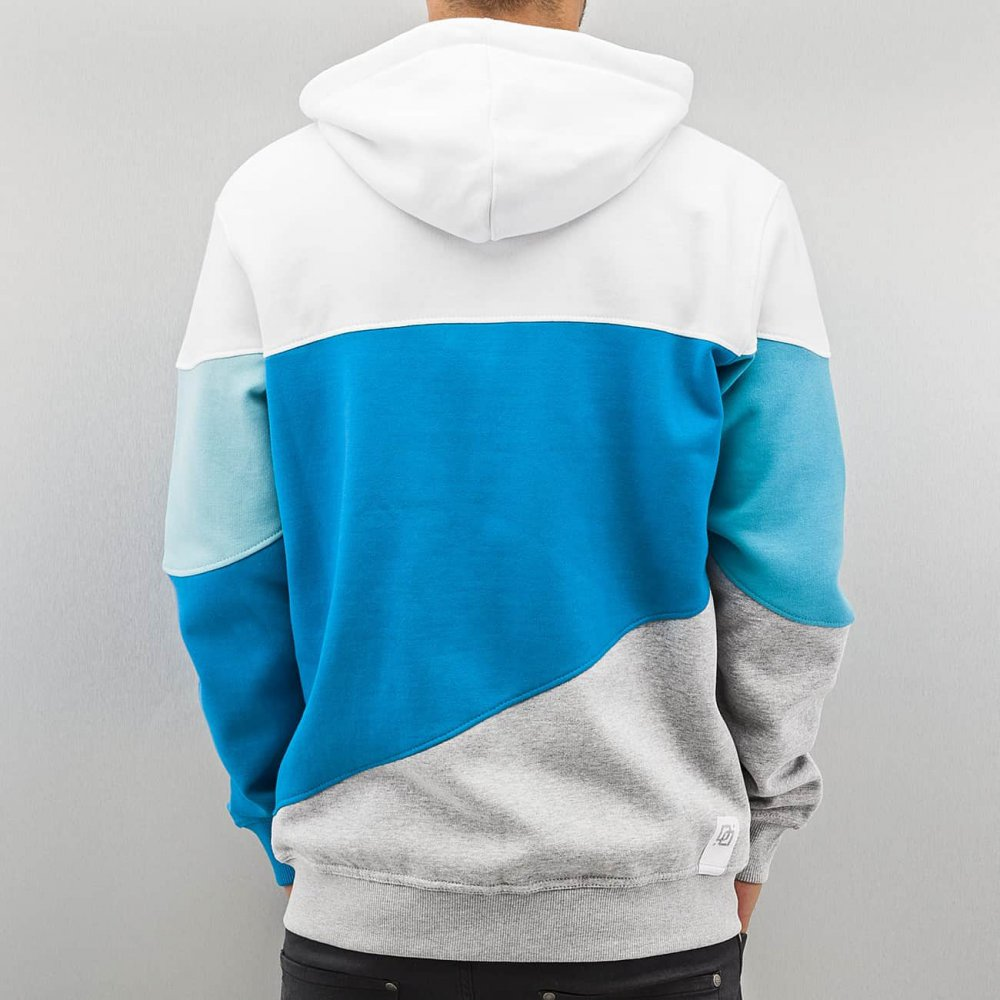 Dangerous DNGRS / Zip Hoodie Limited Edition II Race City in blue
