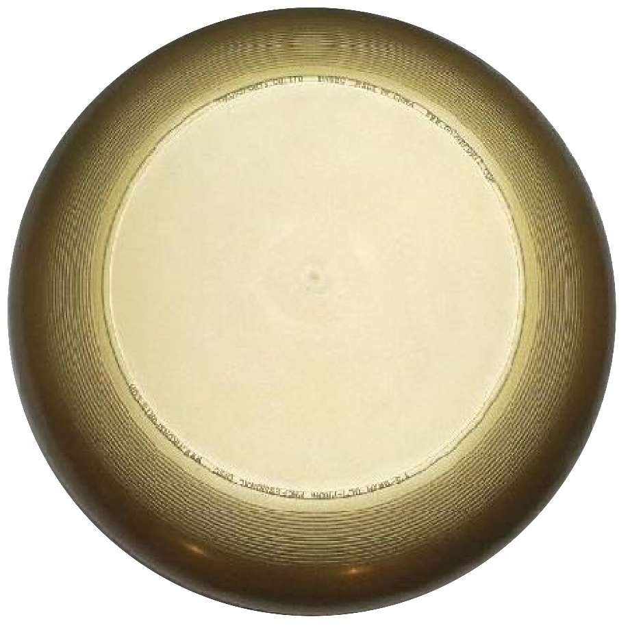 Frisbee UltiPro-Blank gold