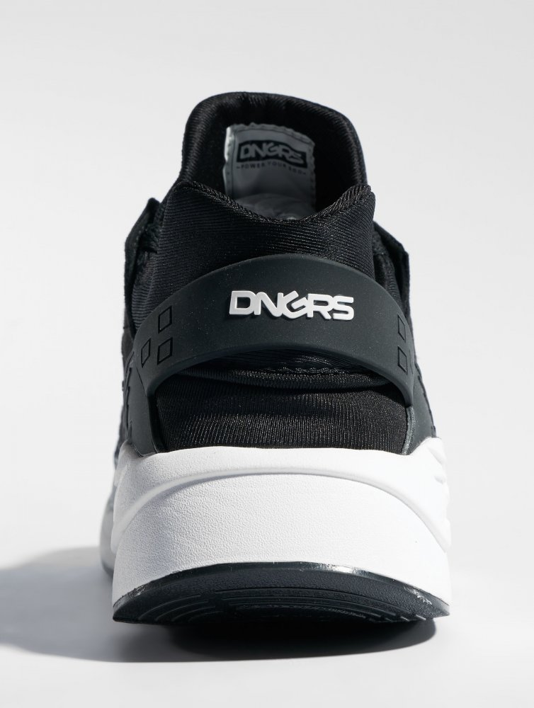 Dangerous DNGRS / Sneakers Flash in black