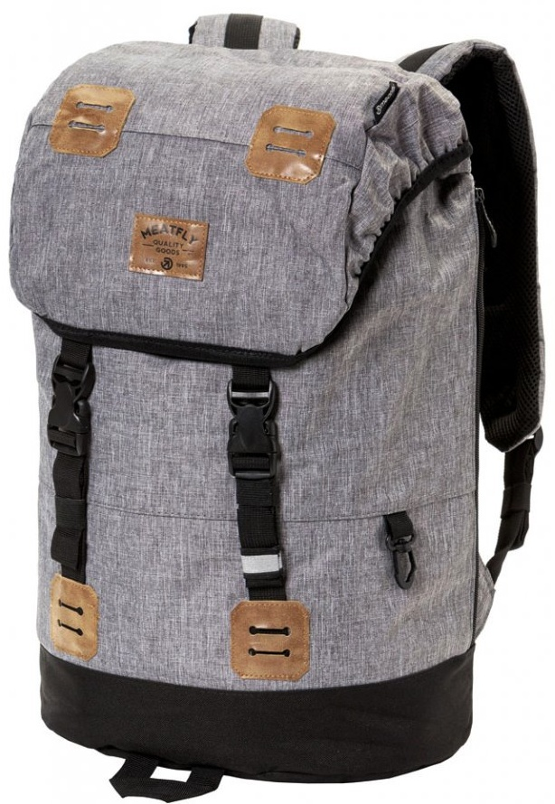 Batoh Meatfly Pioneer heather grey 26l
