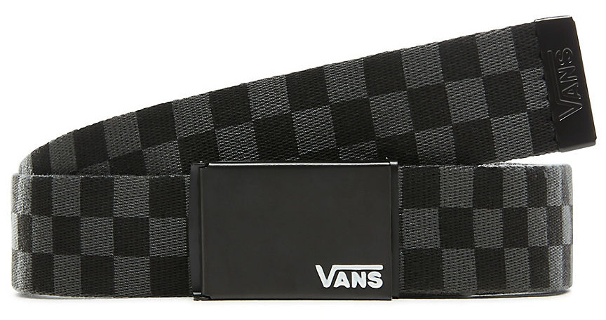 Opasok Vans Deppster Web Belt black-charcoal