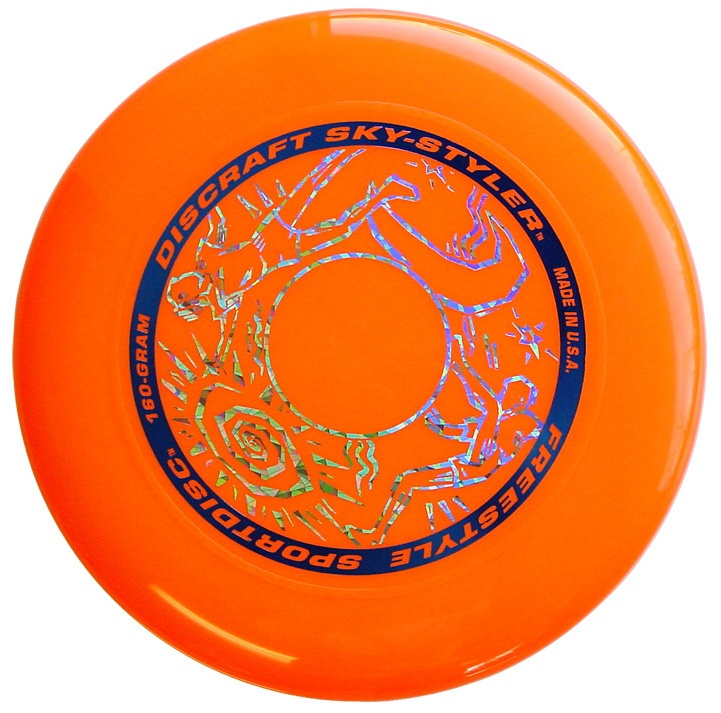 Frisbee UltiPro-Sky Styler orange