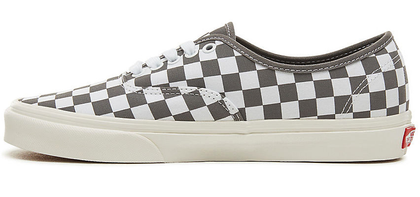 Boty Vans Authentic checkerboard pewter-marshmallow