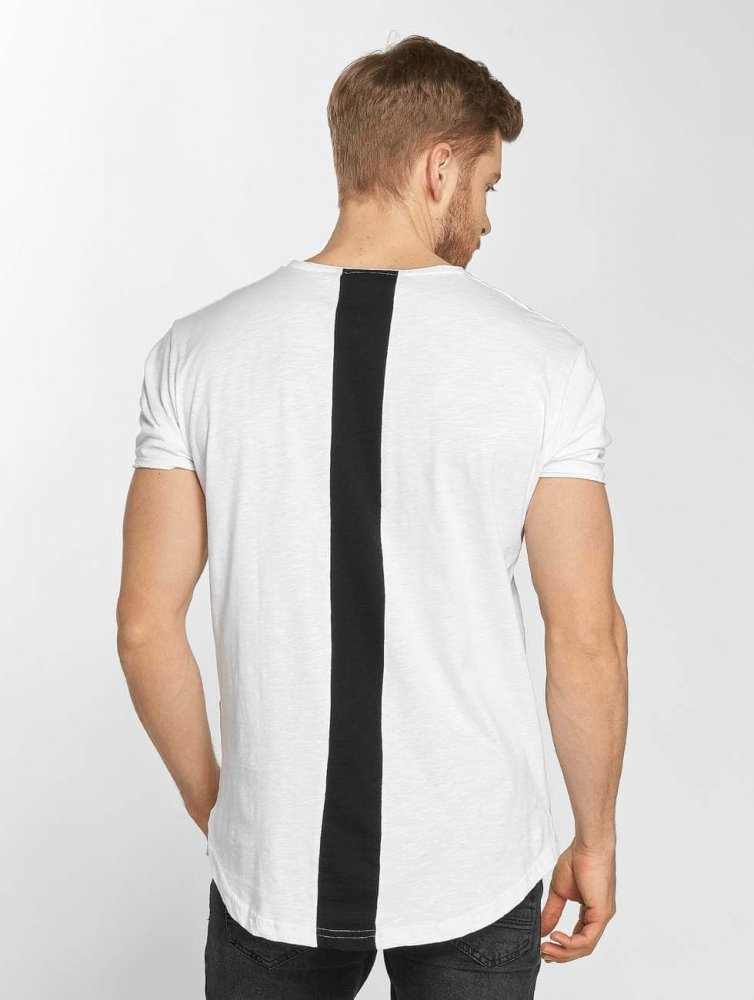 Bangastic / T-Shirt Stripe in white