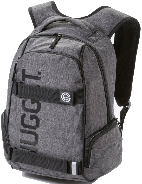 Batoh Nugget Bradley heather charcoal 24l