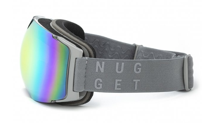 Brýle Nugget Discharge 3 gray