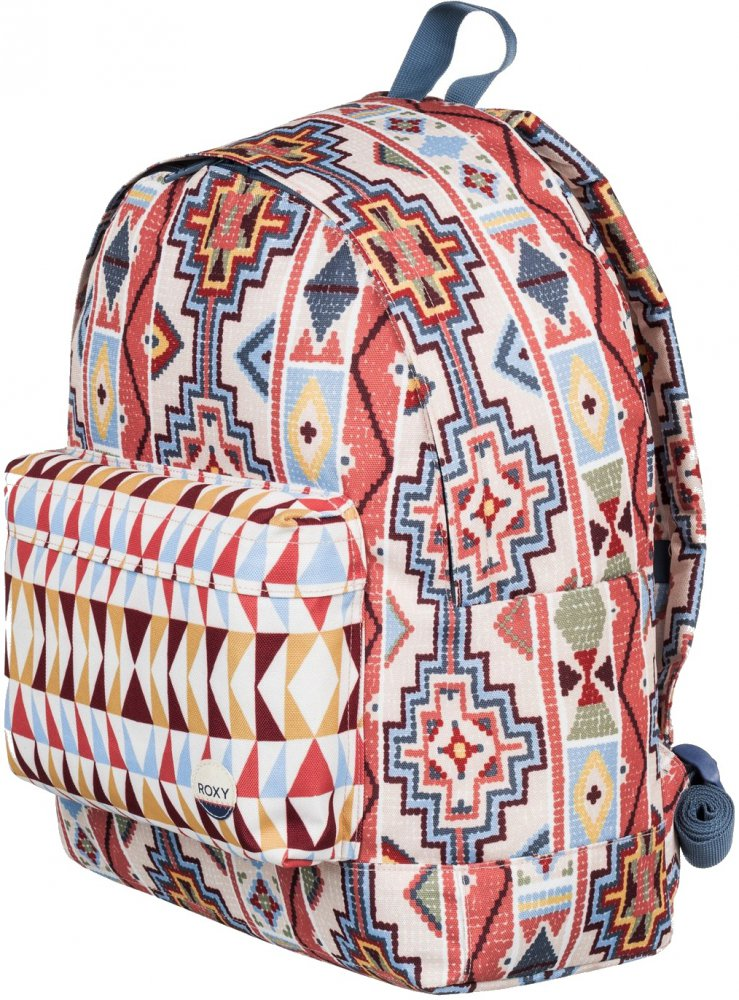 Batoh Roxy Be Young pale dogwood pasadena blanket 24l