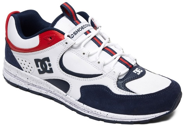 Boty DC Kalis Lite Se white-red-blue