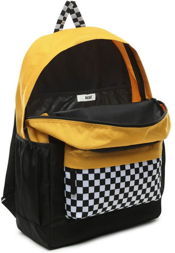 Batoh Vans Sporty Realm Plus black-trifecta 27l