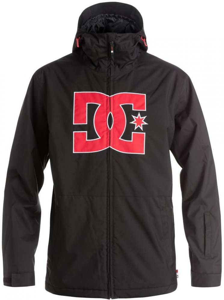 Bunda DC Story black XL