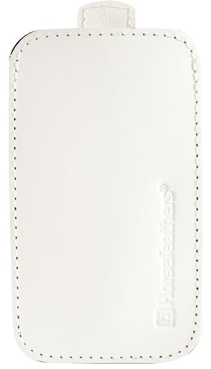 Obal na mobil Horsefeathers Todd bright white