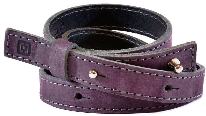Pásek Horsefeathers Calista purple