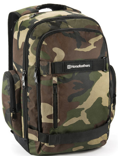 Batoh Horsefeathers Bolter camo 26l 1add2aafd0